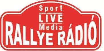 Élő adás az Eger Rally-ról