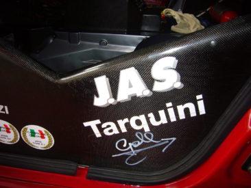 Eredeti Tarquini aláírás az oldavédelmen!