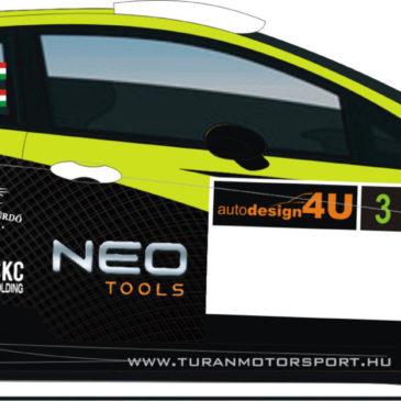 Újra Egerben a Turán Motorsport