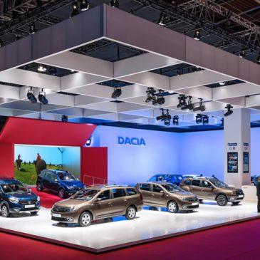 """Dunába """"ömlik"""" a Dacia"""
