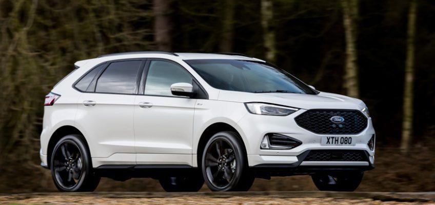 Sarkos fordulat – Ford Edge