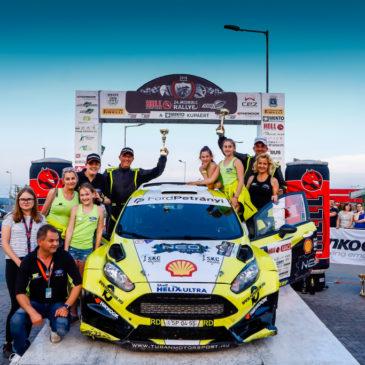 Rallye-pontozás, 2018