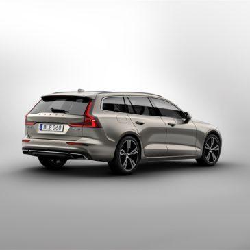 Az egyik legszebb kombi – Volvo V60