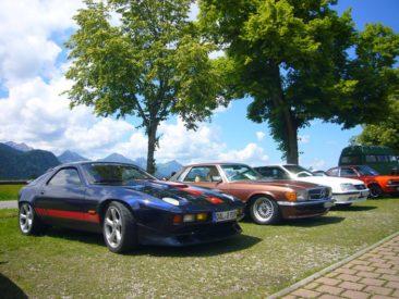 Már csak alig 800 928-as van forgalomban Németországban!