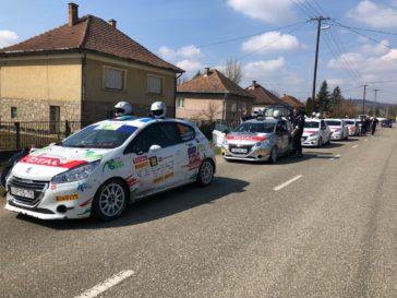 Micsoda nevek, micsoda autókban! – Nyíregyháza Rallye